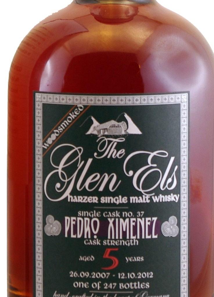 Glen Els Ember Harzer Single Malt Whisky