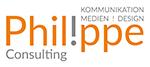Philippe Consulting · Medien · Design · Kommunikation