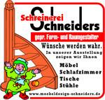 Möbeldesign Schneiders - Die Schreinerei in der Eifel