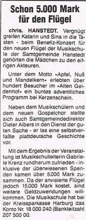 Nordheide Wochenblatt 09.12.1995
