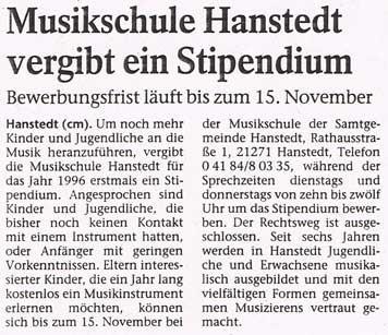Harburger Anzeigen und Nachrichten 21.10.1995
