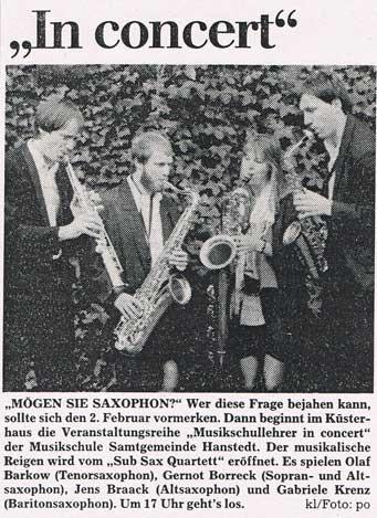 Winsener Anzeiger 23.01.1992