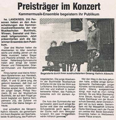 Nordheide Wochenblatt 24.10.1990