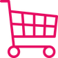 Das Symbol eines Einkaufswagens wird dargestellt.