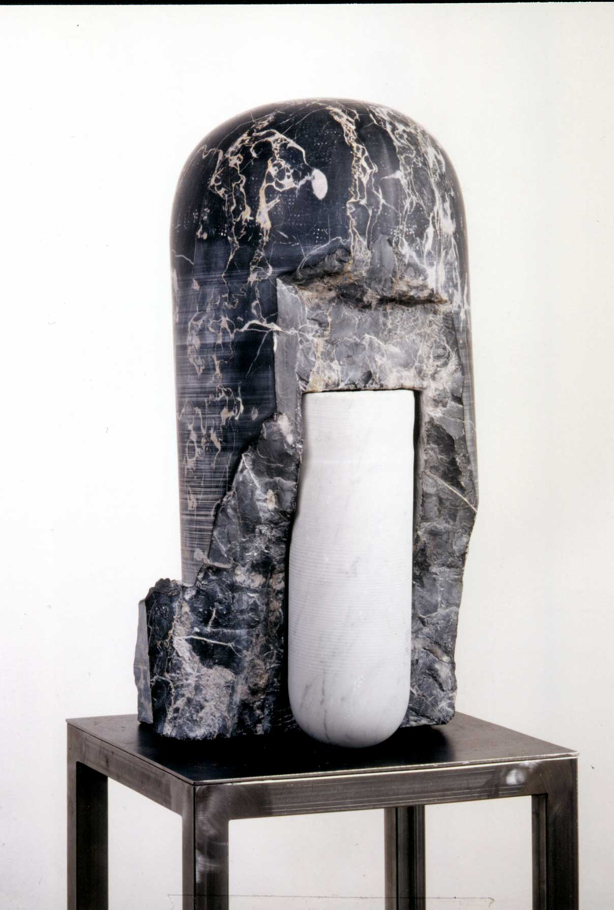 wärter, Portoro- und Carrara Marmor