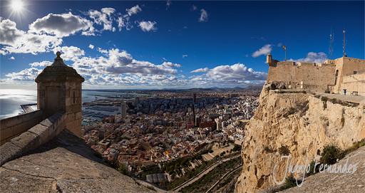 Alicante eres un sol. Juanjo Fernández