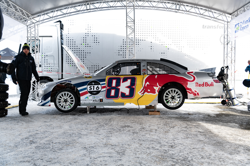 Redbull NASCAR - GP Ice Race - Zell am See/Kaprun