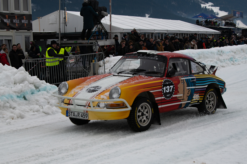 GP Ice Race 2020 - Zell am See - Porsche 911 STAR