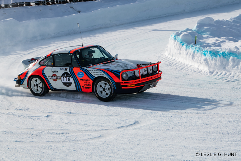 Porsche 911 - GP Ice Race - Zell am See/Kaprun