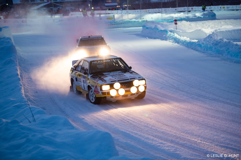 Audi Quattro S1 - GP Ice Race - Zell am See/Kaprun