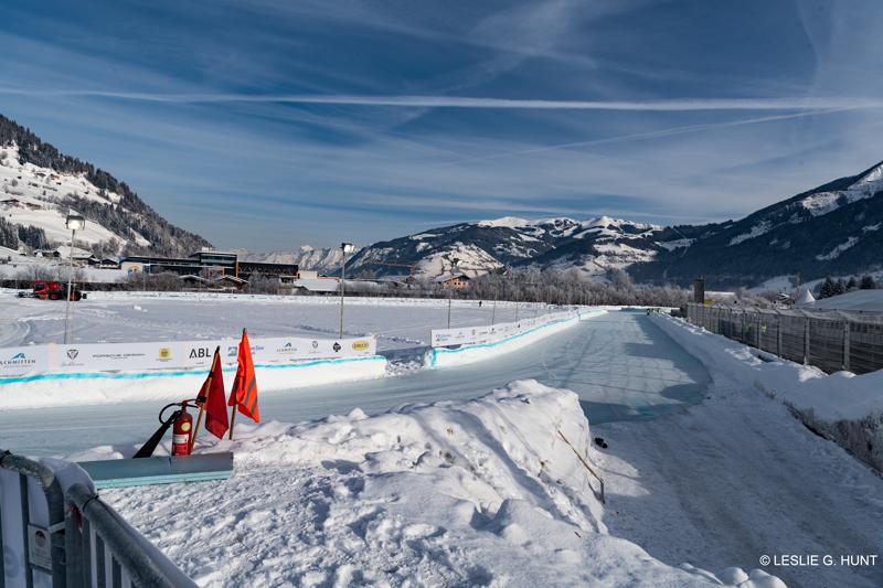 Bestes Wetter für das GP Ice Race 2019 - Zell am See/Kaprun