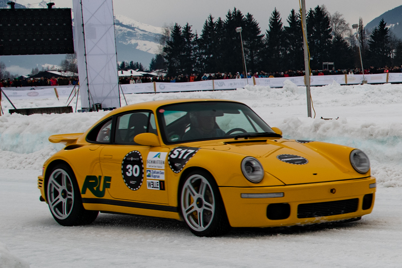 GP Ice Race 2020 - Zell am See - Porsche 911