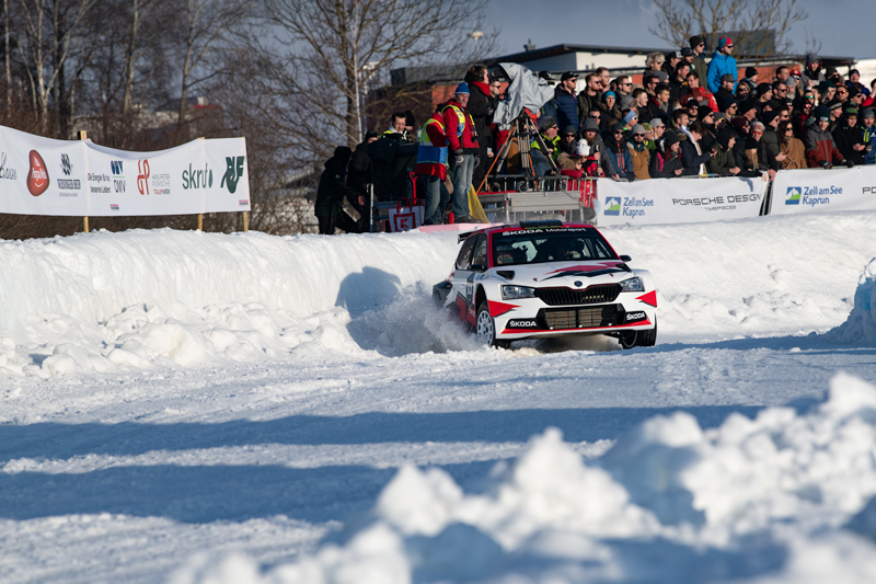GP Ice Race 2020 - Zell am See - Skoda Sport