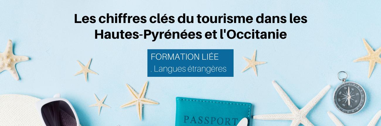Les chiffres clés du tourisme dans les Hautes-Pyrénées et l'Occitanie