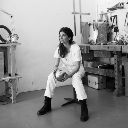 Sarah Illenberger, Künstlerin