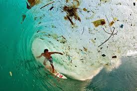 Welle Umweltverschmutzung Fauntleroy