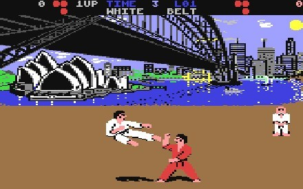 fauntleroy karate amiga