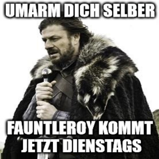 fauntleroy blog dienstag tuesday stark meme brace yourself