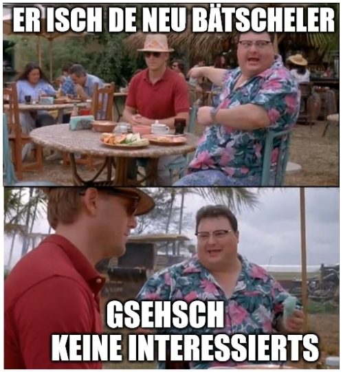 Fauntleroy Dienstag Memes Workshop Finale