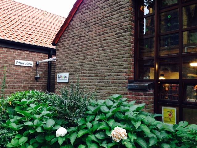 KÖB-Seppenrade - direkt neben dem Pfarrhaus!