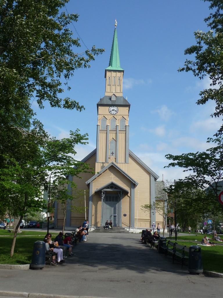 eine weitere Kirche