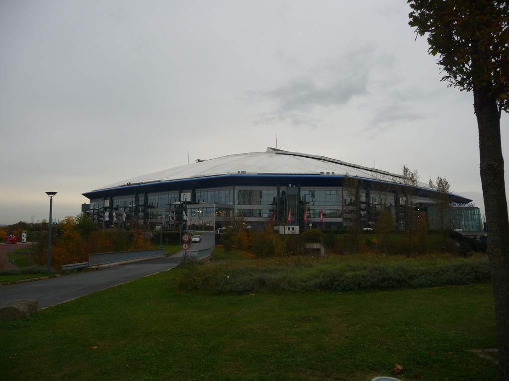 Wohnzimmer des FC Schalke '04 ...