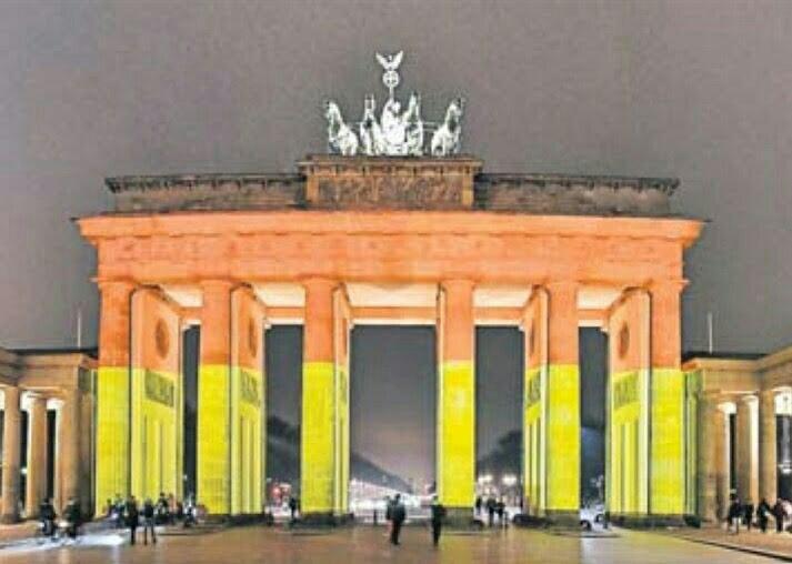 Deutschland trauert