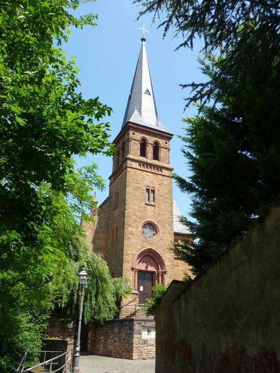 Kirche in Saarburg