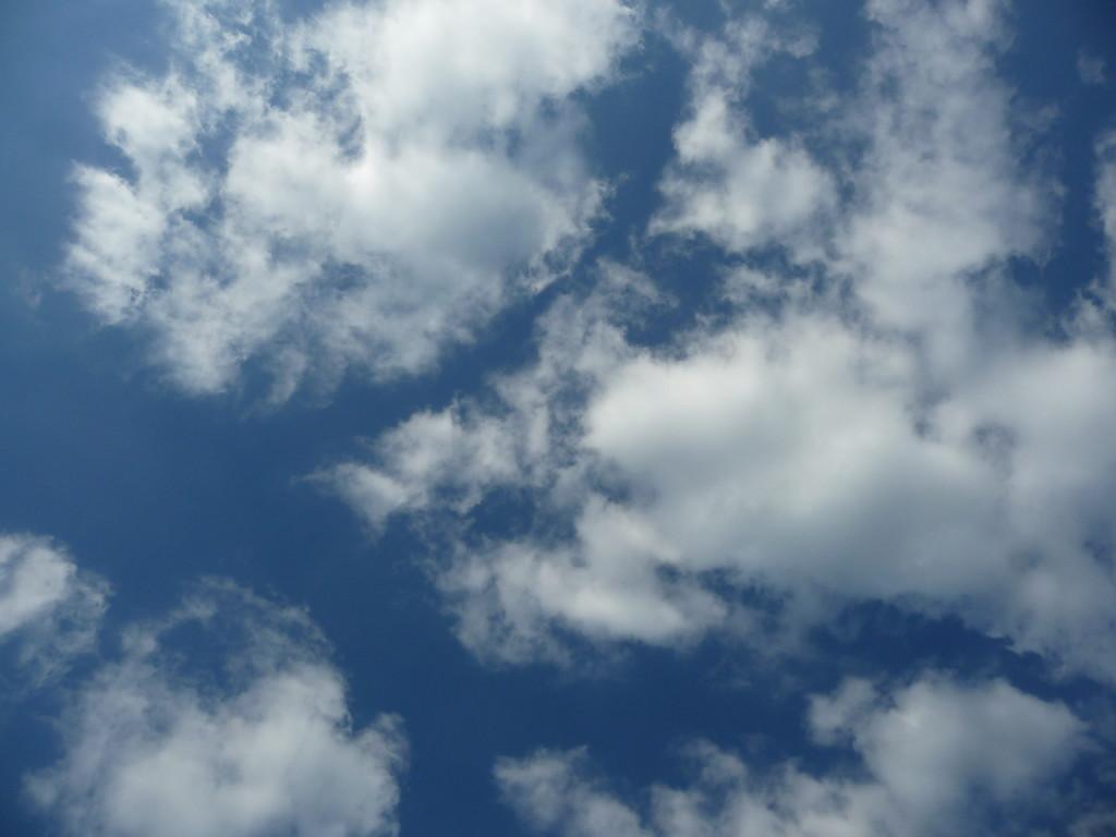 ... über den Wolken, muss die Freiheit wohl grenzenlos sein ...
