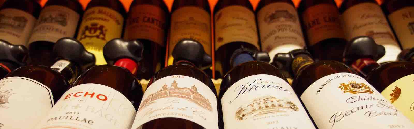 CCC Négociant en vin de Bordeaux Les vins