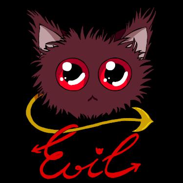 Emoticat - Evil