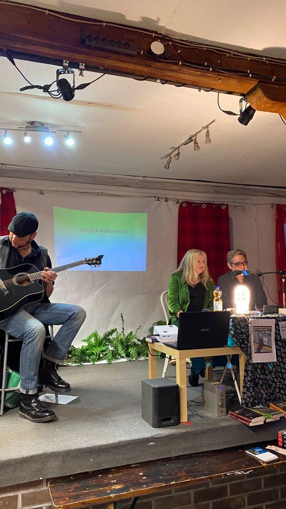 Martin Rechl, Ursula Schmid-Spreer und Brigitte Lamberts