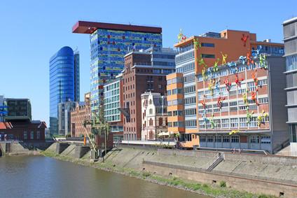 Medienhafen (c) fotoart-wallraf - fotolia.com