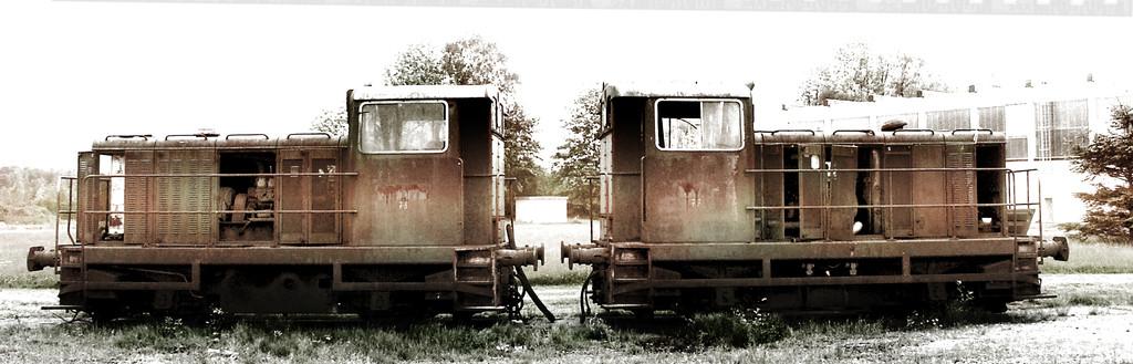 wagons - PSS - 2006 - © Francois Saint Leger