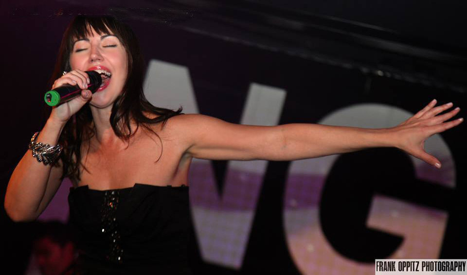 """INGAONSTAGE "" live 09.09.14 Foto: Frank Oppitz"