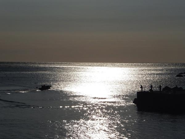 北川(ほっかわ)の港