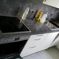 Diese Küche sieht wie neu aus