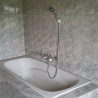 Entkalkung der Badezimmer Fliesen