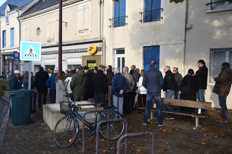 Actualit s cgt 36 union d partementale des syndicats cgt de l 39 indre - Bureau de poste saint denis ...