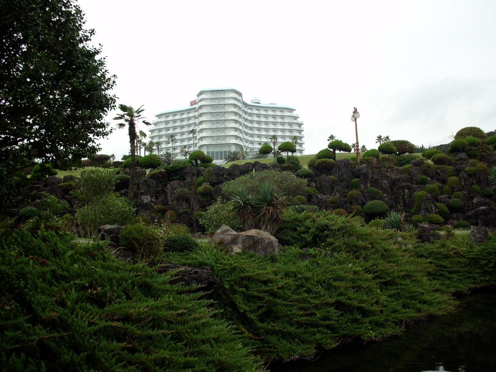 Unser Hotel im Vorbereitungstrainingslager auf Jeju