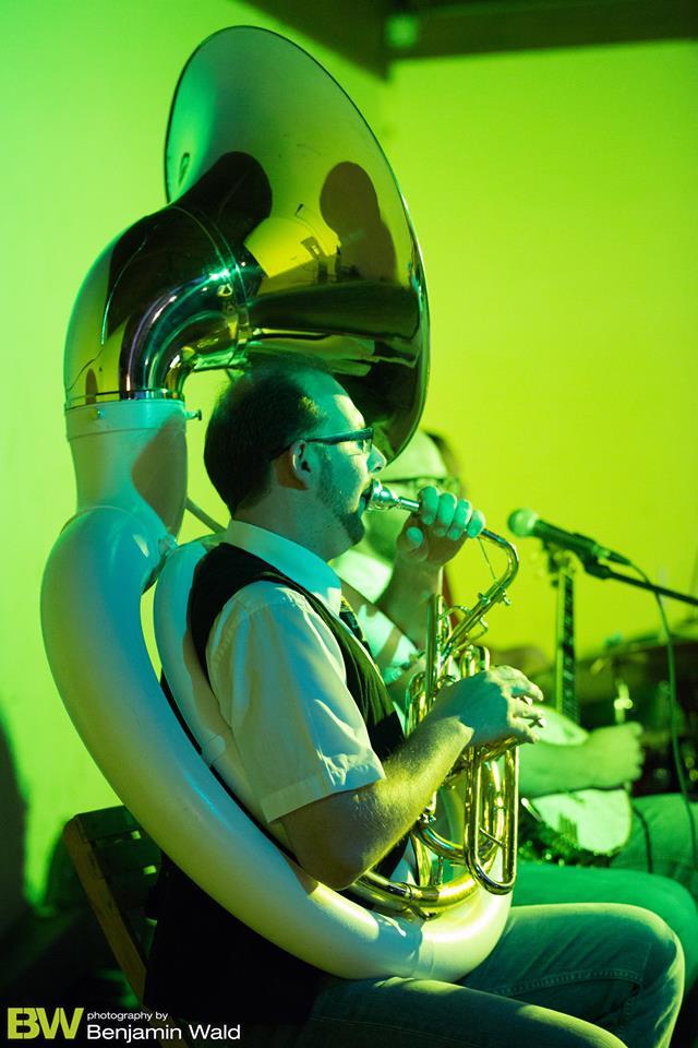 Borderland Dixieband - Sousaphone