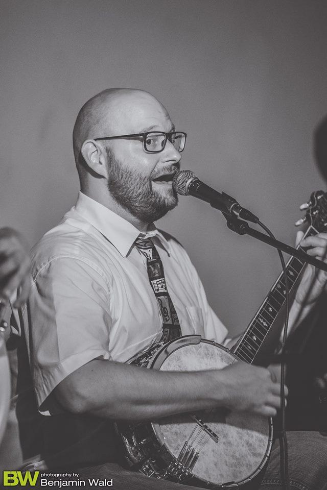 Borderland Dixieband - Banjo