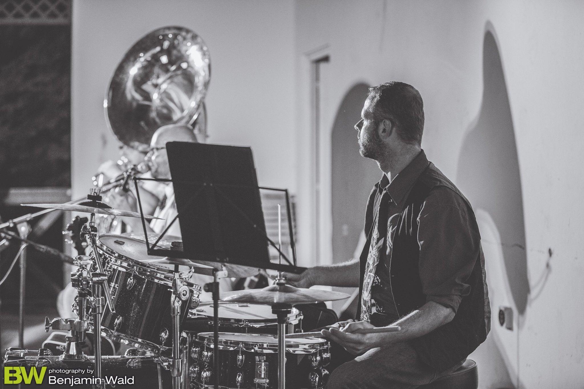 Borderland Dixieband - Schlagzeug