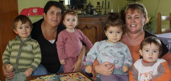 Lassay-sur-Croisne - les assistantes maternelles du village
