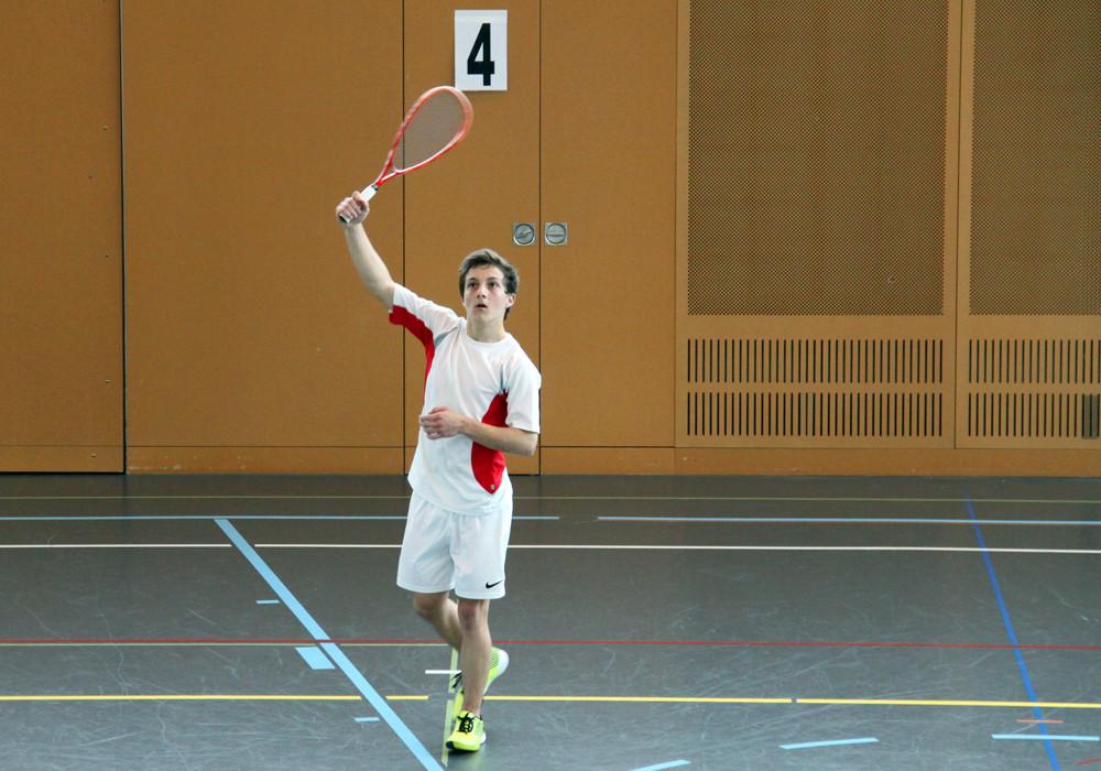 Livio Pagliari, Schweizermeister U14-Junioren 2014
