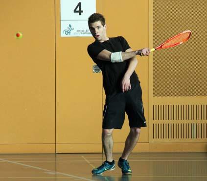 André Scheuber, Gekkos Rohr, 3. Platz U18