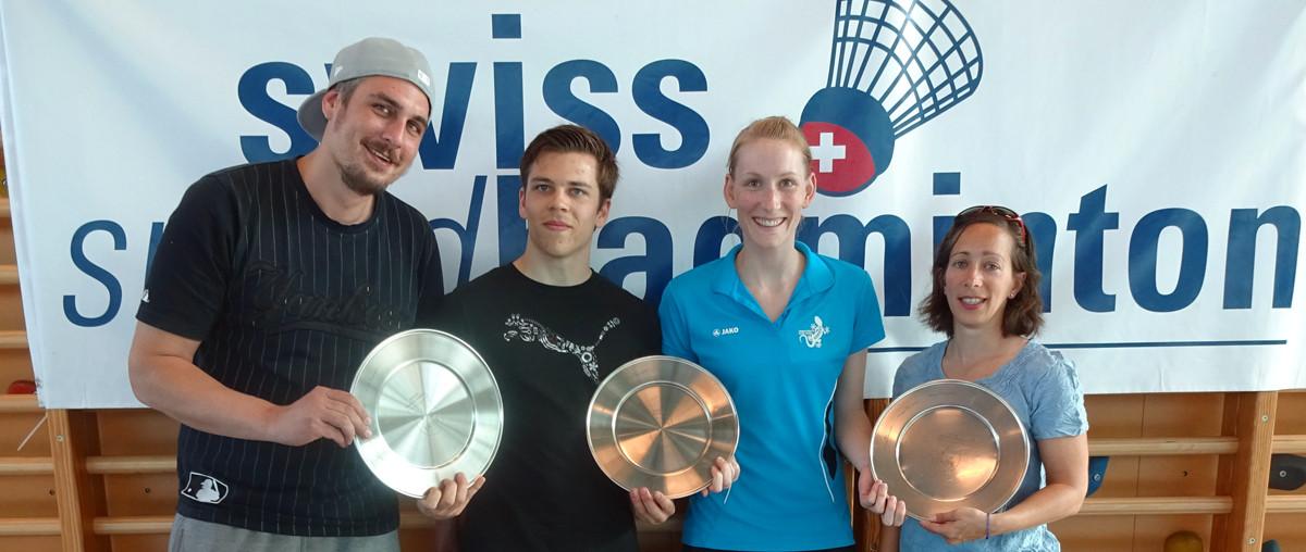 SchweizermeisterInnen Doppel 2015