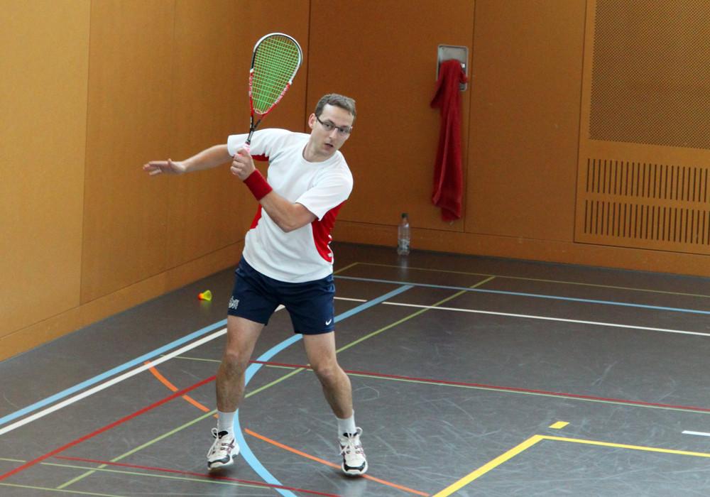 Sascha Gojkovic, Schweizermeister Herren 2014