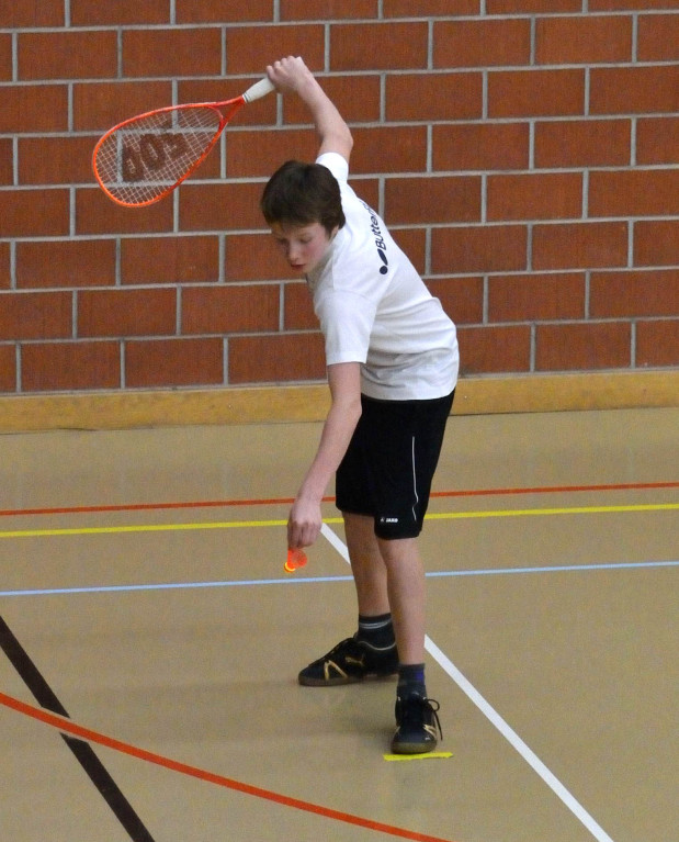 David Camen, SUI (1. Junioren U14)