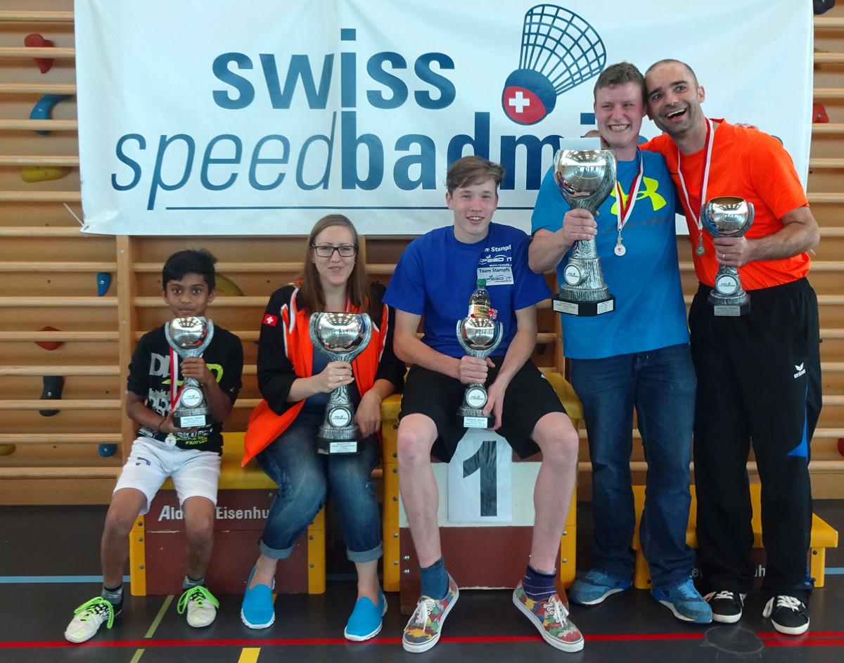 SchweizermeisterIn Einzel 2015